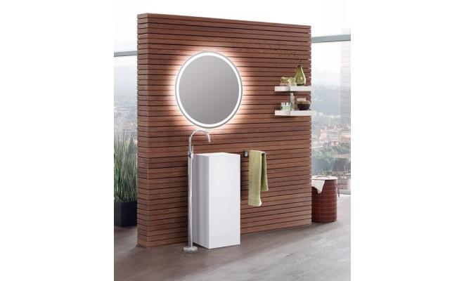 Spiegel in Standardmaßen - LED - rund