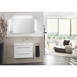 Badezimmerspiegel auf Maß mit Beleuchtung - T5